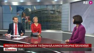 Intervija ar Mairu Dzelzkalēju-Burmistri