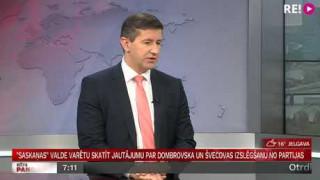 Intervija ar Vjačeslavu Dombrovski