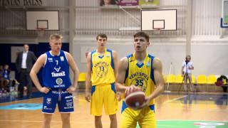 Latvijas – Igaunijas basketbola līga. BK «Ventspils» - Rakveres ''Tarvas''