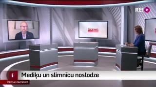 Šodienas jautājums - saruna ar veselības ministru Danielu Pavļutu (A/P!)