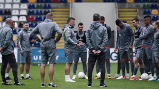 «Riga FC» gatavojas UEFA Konferences līgas spēlei