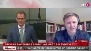 Intervija ar Saeimas Ārlietu komisijas priekšsēdētāju Rihardu Kolu